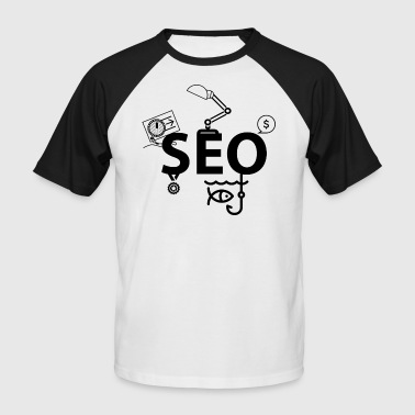 SEO - Men's Baseball T-Shirt
