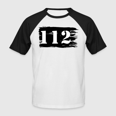 112 112 - Men's Baseball T-Shirt