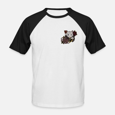 Maneki-neko Maneki Neko - Men's Baseball T-Shirt