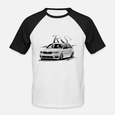 Coches Tuning coches tuning - Camiseta béisbol manga corta hombre