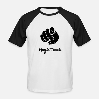 Checkout Magic Touch - T-shirt baseball manches courtes Homme