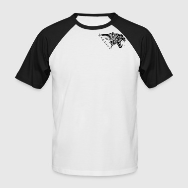 MARQUES - T-shirt baseball manches courtes Homme