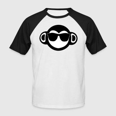 Get Monkey - Men's Baseball T-Shirt