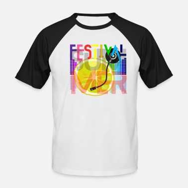 Festivals2017 Festivals2017 - Men's Baseball T-Shirt