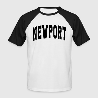 Schleswigholstein Newport Graphic Newport - Men's Baseball T-Shirt