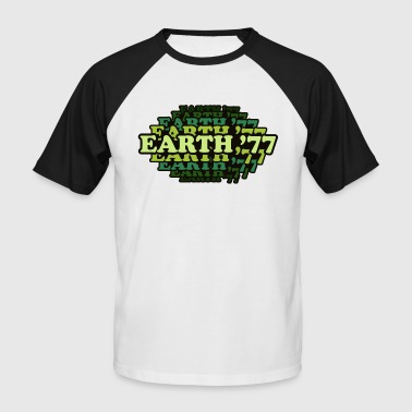 Punk 77 earth 77 cooper green - Männer Baseball-T-Shirt