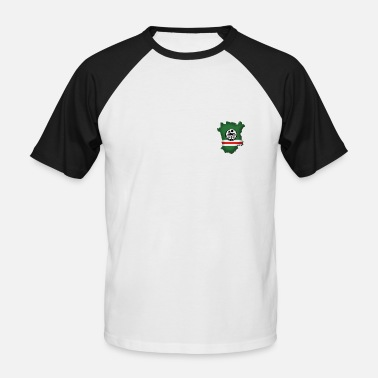 Chechen chechnya - Men's Baseball T-Shirt
