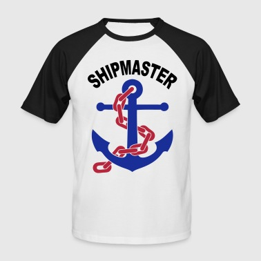 Capitaine - shipmaster - Men's Baseball T-Shirt
