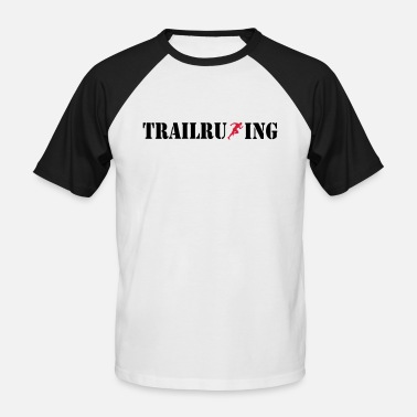 Ultra Trail TRAIL RUNNING - T-shirt baseball manches courtes Homme