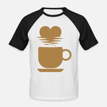 Connoisseur Coffee connoisseurs. - Men's Baseball T-Shirt