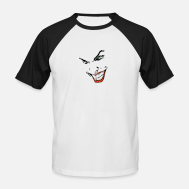 Grins grin - Men's Baseball T-Shirt