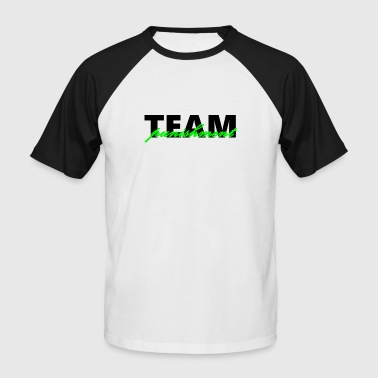 Punition punition TEAM - T-shirt baseball manches courtes Homme