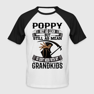 Poppy - Men's Baseball T-Shirt
