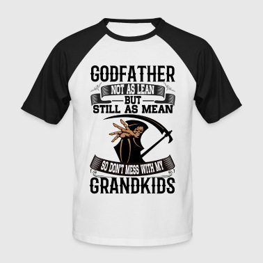 Godfather - Men's Baseball T-Shirt