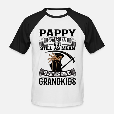 Pappie Pappy - Men's Baseball T-Shirt