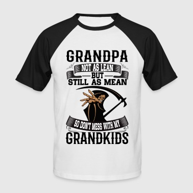 Grandpa - Men's Baseball T-Shirt