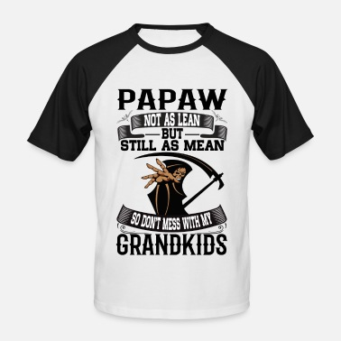 Papaw Papaw - Men's Baseball T-Shirt