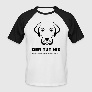 Hund - Tut nix - Men's Baseball T-Shirt
