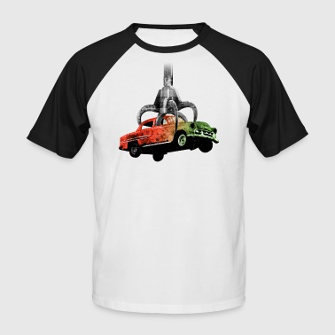 Junk Junk Yard - Men's Baseball T-Shirt