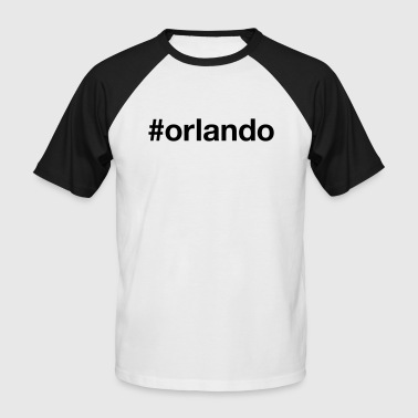 ORLANDO - T-shirt baseball manches courtes Homme