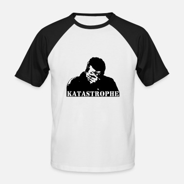 Catastrophe catastrophe - T-shirt baseball Homme