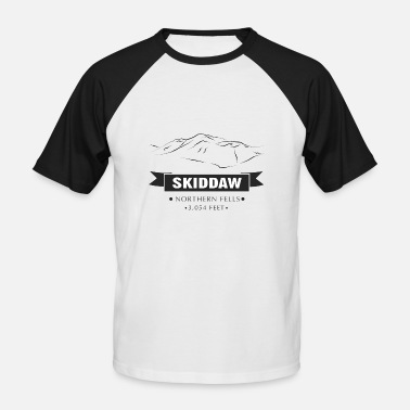 Cumbria Skiddaw - Men's Baseball T-Shirt