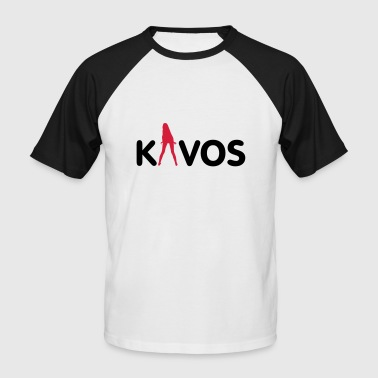 Kavos - Men's Baseball T-Shirt