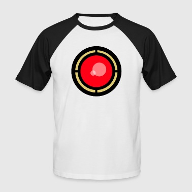 Eye of Armageddon - T-shirt baseball manches courtes Homme