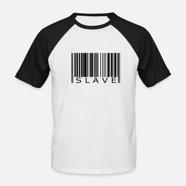 Slav Male slav - Baseball T-shirt herr