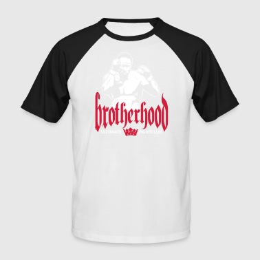 Brotherhood FC - Männer Baseball-T-Shirt