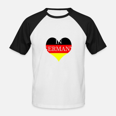 Made In Germany Made in Germany - Männer Baseball T-Shirt