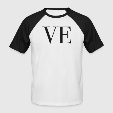 LO-VE - Men's Baseball T-Shirt