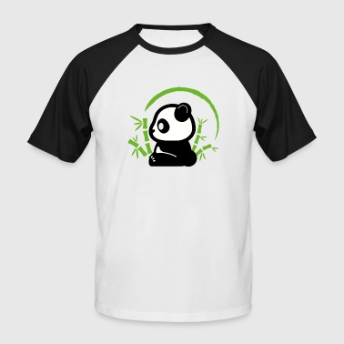 Panda Bear Panda bear - Men's Baseball T-Shirt