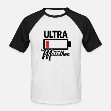 Ultramarathon Ultramarathon Runner - Premium Design - Men's Baseball T-Shirt