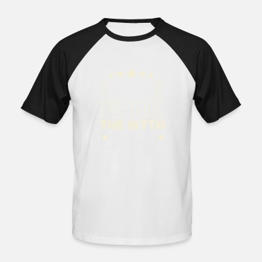 Edvin Edvin - T-shirt baseball manches courtes Homme