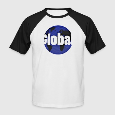Global - Men's Baseball T-Shirt