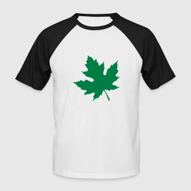 maple - Men's Baseball T-Shirt