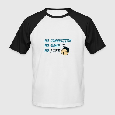 Connects No connection - Men's Baseball T-Shirt