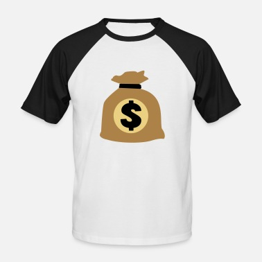 Stolen Goods Moneybag - Men's Baseball T-Shirt