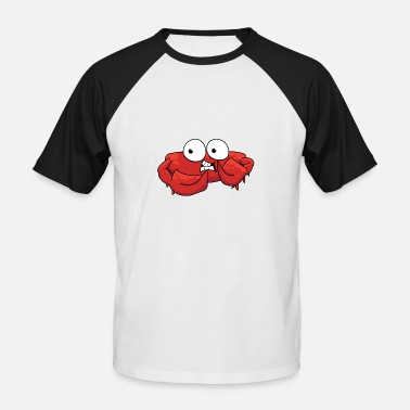 Crab Kids Crab - Kids - Children - Men's Baseball T-Shirt