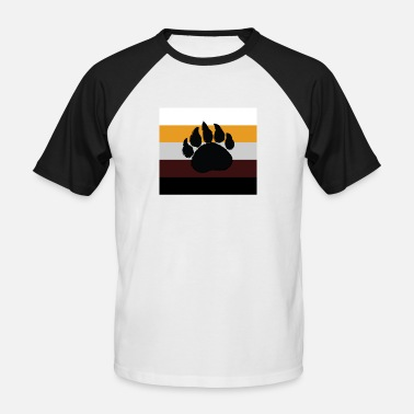 Gay Bears Bear Brotherhood - Gay Pride - LGBT Gift - Men's Baseball T-Shirt