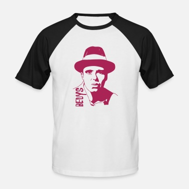Joseph Joseph Beuys - Men's Baseball T-Shirt