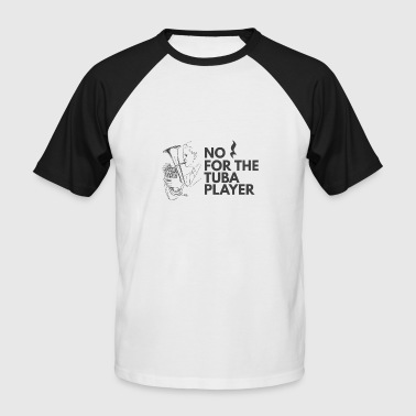 Tuba Player - Men's Baseball T-Shirt