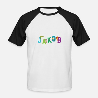 James James - Baseball T-skjorte for menn