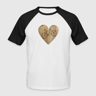 Love - Bike - T-shirt baseball manches courtes Homme