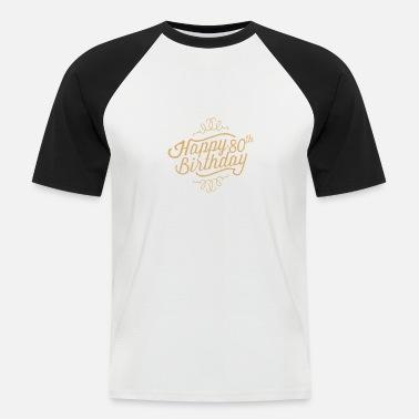 Mens Baseball T Shirt