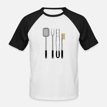 Tong tongs - Men's Baseball T-Shirt
