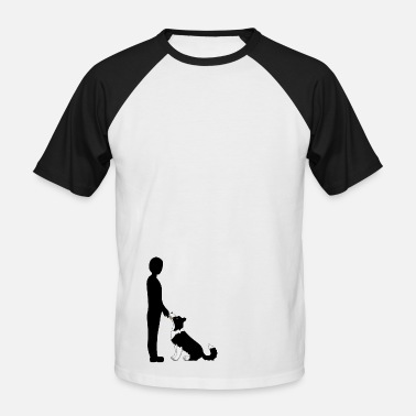 Obedience Obedience 3 - Men's Baseball T-Shirt