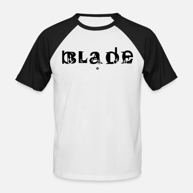 Bladee Blade - Men's Baseball T-Shirt