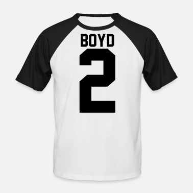 Boyd Boyd 2 - Men's Baseball T-Shirt